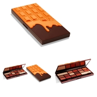 MAKE UP REVOLUTION -  I LOVE CHOCOLATE - ORANGE
