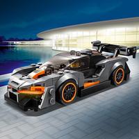 Az első életnagyságú LEGO® McLaren Senna