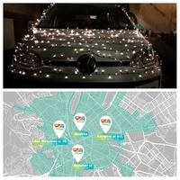 Utasok mellett ajándékot is visznek a MOL Limo autói