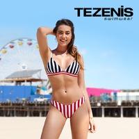 Rubint Rella a Tezenis nyári fürdőruha kampányának arca