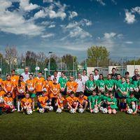 Sztárfocisták közreműködésével állították össze a Bozsik Bajnokok válogatott csapatait