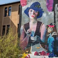 Klasszikus és street art, festmény és játékosság, tűzfal és frissesség – Fedezd fel a fúzió erejét!