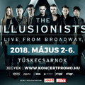The Illusionists - 2018