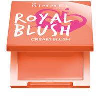 RIMMEL ÚJDONSÁGOK Royal Blush – mono pirosító, ha hirtelen csak egy kis színre vágysz.