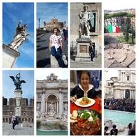 Római vakációnk második része :)