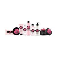 A The Body Shop ANGOL RÓZSÁJA:  A VIRÁGOK KIRÁLYNŐJE !!! Azonnal mindent rózsásabban fogsz látni az ÚJ British Rose kollekciónkkal, mely a nőiesség időtlen szimbólumát értelmezi újra brit módra. A The Body Shop® rózsái egy díjnyertes farmon nevel
