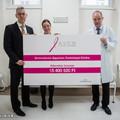 A legkorszerűbb mammográfiai vizsgálat érhető el a Semmelweis Egyetem Radiológiai Klinikáján