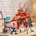 LEGO® Monkie Kid™ - új hős született, akivel egy új történet vár felfedezésre