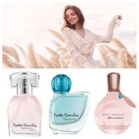 BETTY BARCLAY Három tavaszhozó illata