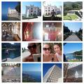 Egy sziklaszirtre épült álomkastély Triesztben, Castello di Miramare, és 300 méter magasan a Monte Grisa…