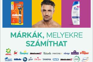 A Procter&Gamble ismét több tízezer terméket adományoz a Magyar Vöröskereszt számára