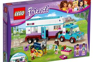 Móka & tanulás a LEGO® Friends™ készletekkel