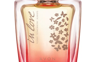 AVON Today Tomorrow Always In Love Parfüm, a szerelem nevében