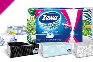 Egyszerre trendi és praktikus: ilyen a Zewa legújabb háztartási papírtörlője