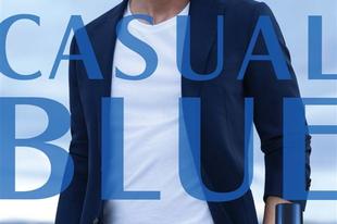 Otto Kern Casual Blue az illat, amely érti az idők szavát