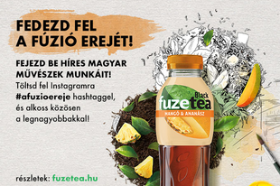 Használd a fúzió erejét, és alkoss közösen Mautner Zsófival, Tomcsányi Dórival és Rúzsa Magdival!
