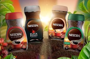 Megújult csomagolásban a NESCAFÉ termékek