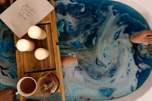#LushMoods meditáció fürdőbombáinkkal