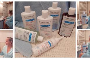 Hatékony haj és fejbőr kezelések DERMEDIC dermokozmetikumokkal