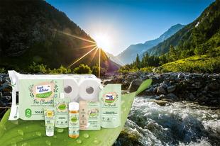 A dm a piacon elsőként fejlesztett környezetsemleges termékcsaládot, bemutatkozik a Pro Climate!