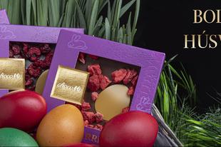 A chocoMe a Húsvétot is bearanyozza