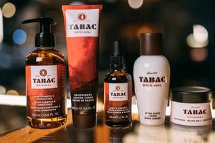 Tabac Original Barber Shop at Home
