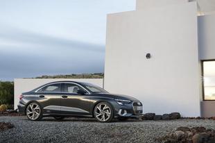 Elegáns, hatékony, korszerű: az új Audi A3 Limousine