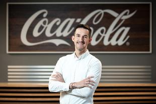 Eipl Vilmos lett a Coca-Cola connection menedzsere
