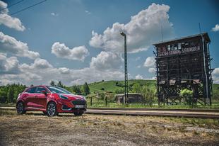 Magyarországra is megérkezett az új Ford Puma