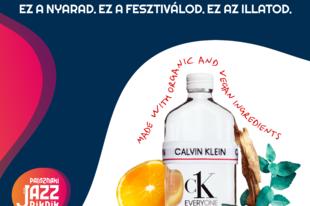 Paloznaki Jazzpiknik - A fesztivál illata CK EVERYONE
