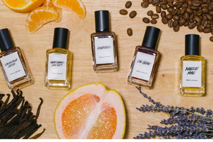 A LUSH bemutatja parfümkollekcióját!
