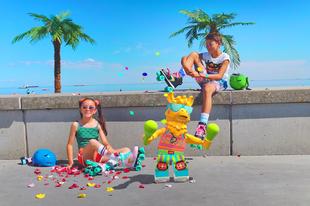 A LEGO CSOPORT ÉS A UNIVERSAL MUSIC GROUP BEMUTATJA: LEGO® VIDIYO™