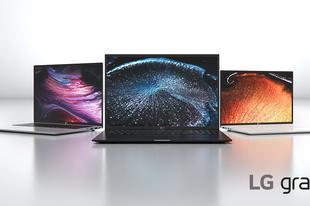 16:10-es képaránnyal és elegáns, új dizájnnal debütálnak az LG 2021-es Gram laptopjai
