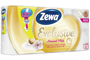 Kényeztető gondoskodás a Zewa-tól