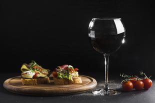 Íme, a legjobb bor-étel párosítások karácsonyra!