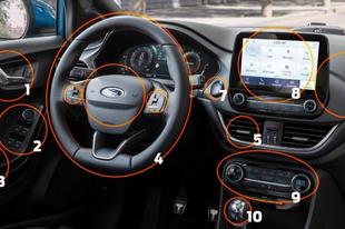A Ford tanácsai: hogyan tegyük autónkat biztonságos, higiénikus környezetté?