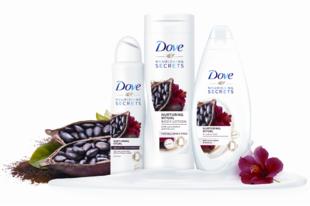 Szépségtitkok a nagyvilágból, a Dove-tól, Neked!