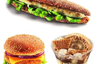 Halburgerrel és aszalt szilvás pulykakolbásszal készül az ünnepekre az OMV