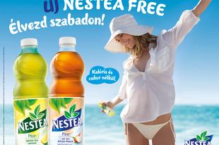 NESTEA FREE  -  Élvezd a nyarat szabadon!