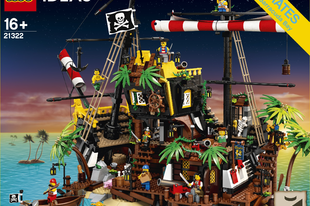 Legendás hajóroncs felfedezésére hív az új LEGO® IDEAS