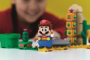 A LEGO Csoport és a Nintendo bemutatja az új  LEGO® Super Mario™ teljes termékválasztékát