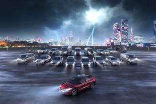 A Ford felgyorsítja az elektromos hajtások bevezetését!