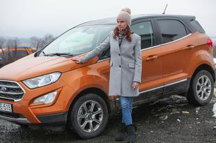 Új Ford EcoSport megérkezett Magyarországra: tovább javított minőség, technológia és kényelem