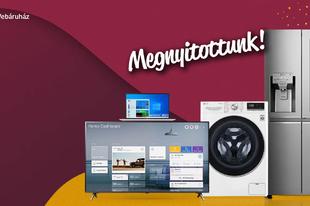 Online brand store-t nyit az LG