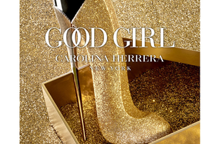 GOOD GIRL GLORIOUS GOLD