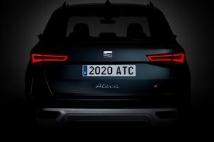 Új Ateca 2020: a SEAT SUV sikertörténetének új fejezete