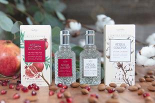 4711 Acqua Colonia Cotton & Almond és Pomegranate & Eucalyptus