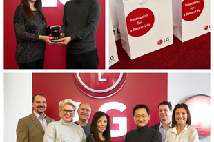 Okostelefonokkal támogatja a Gyermekleukémia Alapítvány munkáját az LG Magyarország