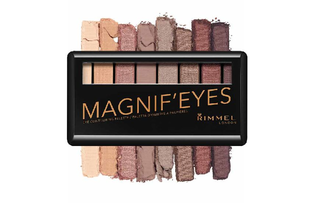 A gyönyörűséges Magnif'eyes szemhéjpúder paletta is megérkezett a RIMMELtől!