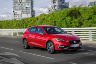 A vadonatúj SEAT Leon ötcsillagos minősítést ért el az új és szigorúbb Euro NCAP biztonsági teszten